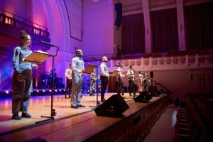 Treason The Musical In Concert - Cadogan Hall - Photo by Gavin Nugent