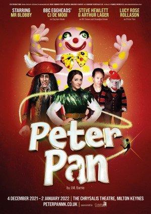 Peter Pan at The Chrysalis, Milton Keynes