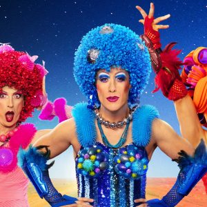 Priscilla Queen Of The Desert The Musical at New Wimbledon Theatre