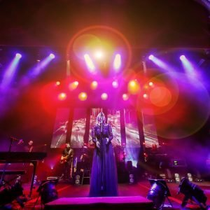 Rumours of Fleetwood Mac at Leas Cliff Hall, Folkestone
