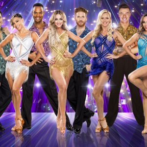 Strictly Come Dancing - The Professionals at New Theatre Oxford