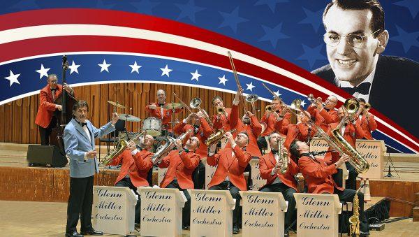 The Glenn Miller Orchestra at Milton Keynes Theatre