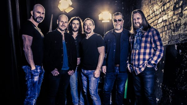 The Illegal Eagles at Aylesbury Waterside Theatre