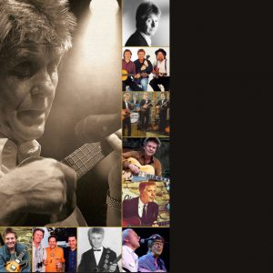 Joe Brown In Concert - 60th Anniversary Tour at Leas Cliff Hall, Folkestone