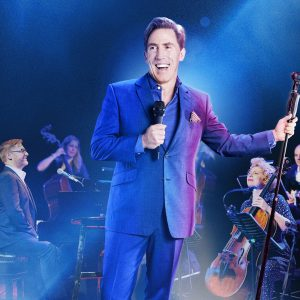 Rob Brydon - A Night of Songs and Laughter at New Wimbledon Theatre