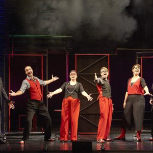 Showstopper! The Improvised Musical at Theatre Royal Brighton