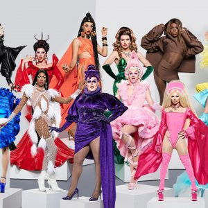 The Official RuPaul's Drag Race UK Series Two Tour at New Theatre Oxford