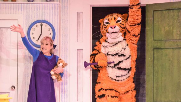 The Tiger Who Came To Tea at Grand Opera House York