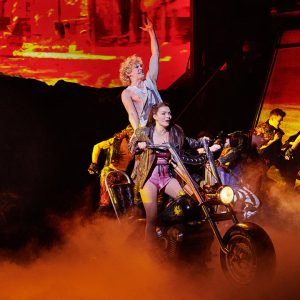 Bat Out Of Hell at Regent Theatre, Stoke-on-Trent