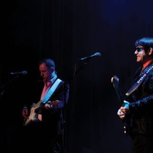 Barry Steele & Friends: The Roy Orbison Story at Leas Cliff Hall, Folkestone