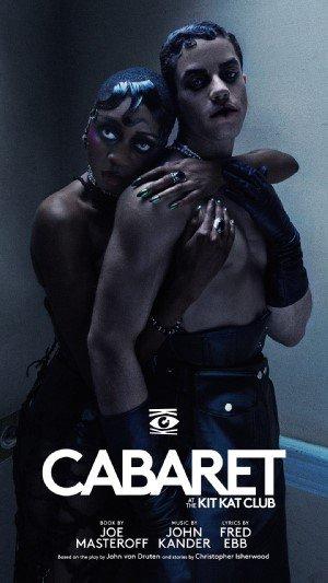 CABARET starring Eddie Redmayne and Jessie Buckley
