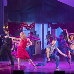 Dirty Dancing - The Classic Story On Stage at Richmond Theatre