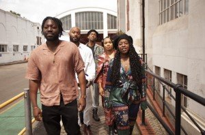 Get Up, Stand Up! The Bob Marley Musical Cast