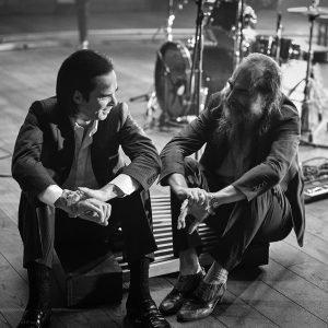 Nick Cave & Warren Ellis at Aylesbury Waterside Theatre