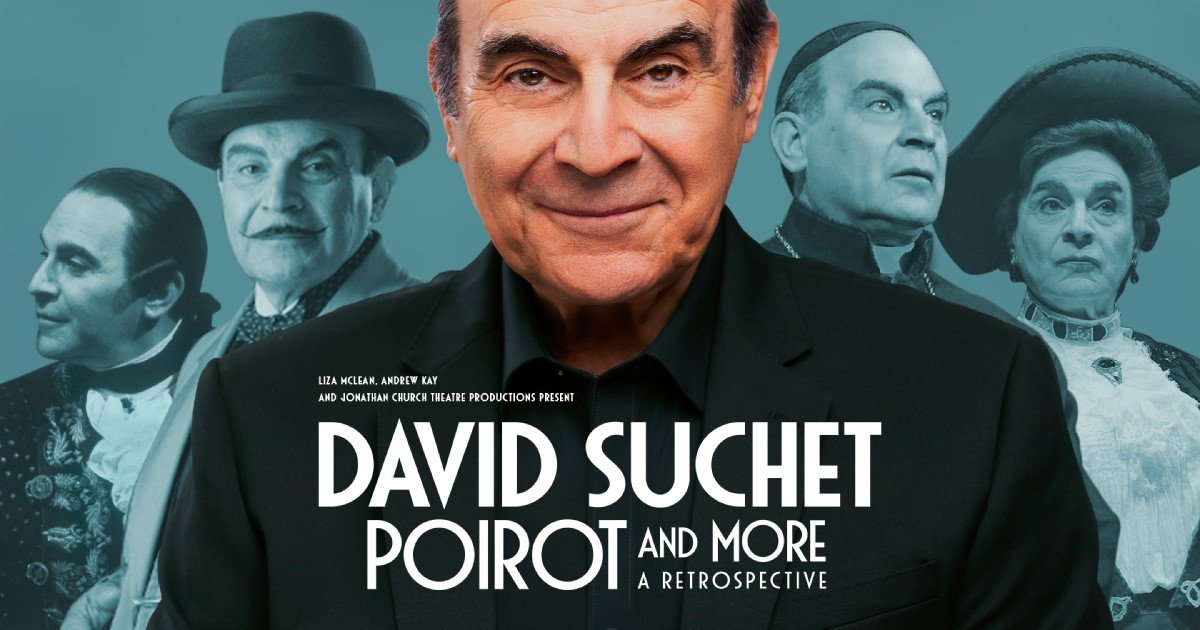David Suchet in Poirot and More, A Retrospective