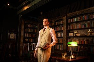 The Great Gatsby - Oliver Towse - Photo by Helen Maybanks.
