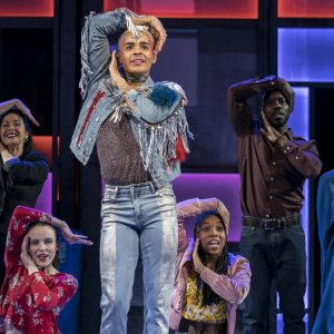 Everybody's Talking About Jamie at New Wimbledon Theatre