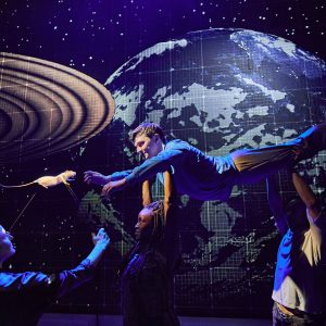 The Curious Incident of the Dog in the Night-Time at King's Theatre, Glasgow