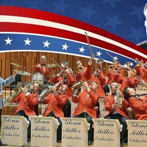 The Glenn Miller Orchestra at New Wimbledon Theatre