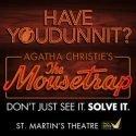The Mousetrap St. Martin's Theatre, London
