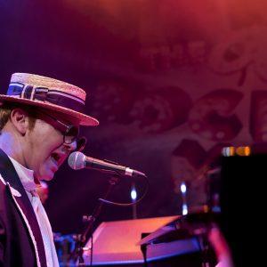 The Rocket Man - A Tribute to Sir Elton John at Leas Cliff Hall, Folkestone