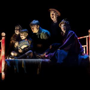 Bedknobs and Broomsticks at Milton Keynes Theatre