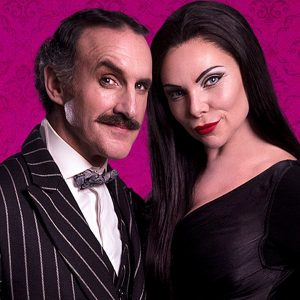 The Addams Family at Regent Theatre, Stoke-on-Trent