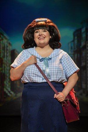Katie Brace as Tracy Turnblad - Hairspray the Musical