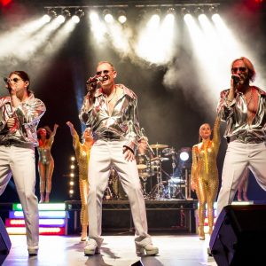 You Win Again - Celebrating the Music of The Bee Gees at The Alexandra, Birmingham